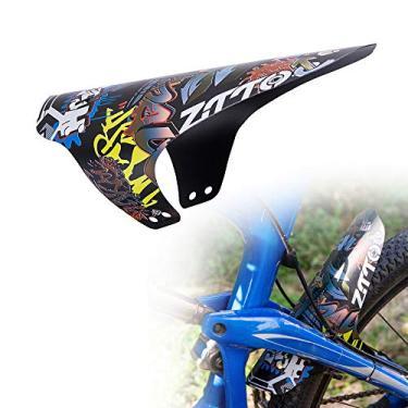 Bike Fender, Romacci Para-lama dianteiro traseiro para bicicleta mountain bike Fender MTB