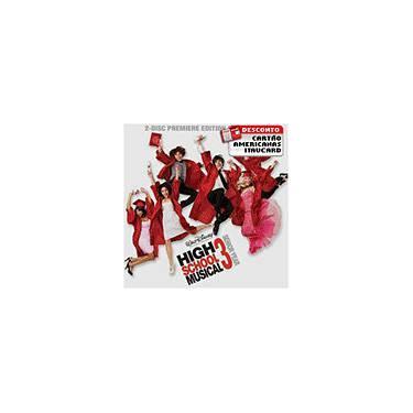 CD Vários - High School Musical 3: Senior Year