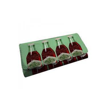 Carteira Coca-cola Four Bottle