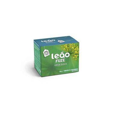 Chá Leão Erva Doce Sachet 30 Gramas Caixa 15 Sachet