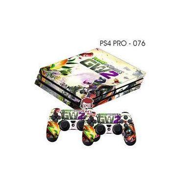 Skin PS4 Pro Plants Vs Zombies Garden Warfare 2