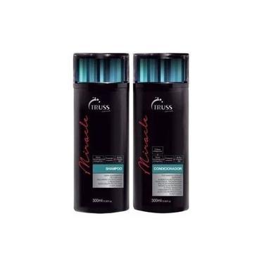 Kit Miracle Truss Shampoo E Condicionador 300ml