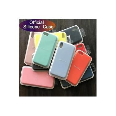 Capa Capinha Case Silicone Premium iPhone 6/6s Apple