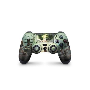 Skin Adesivo para PS4 Controle - Dragon Age Inquisition