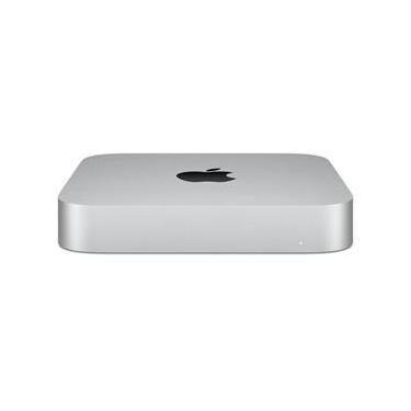 Mac mini Apple M1, 8GB, SSD 256GB, Prata- MGNR3BZ/A