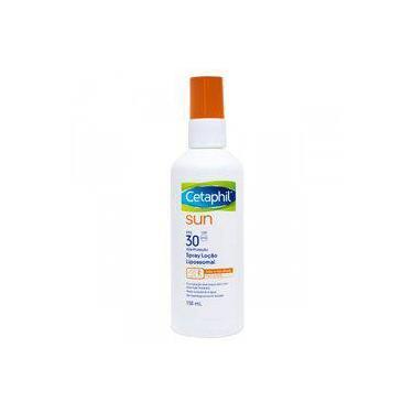 Protetor Solar Cetaphil Sun Spray Loção Lipossomal FPS30 - Cetaphil 71d2a4c257582