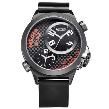 d98d287b251 Relógio Divanet Multifuncional Bussola Preto masculino
