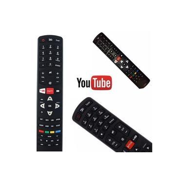 Controle Remoto P/ Smart TV Philco SKY-7007