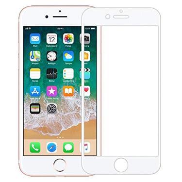 Película 3D Xtreme Privacidade Anti Spy Full Cover Apple iPhone 7 8 Plus - Branca