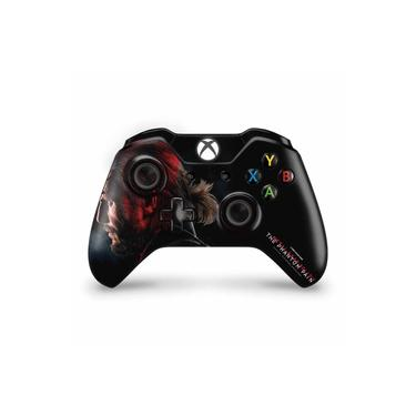 Skin Adesivo para Xbox One Fat Controle - Metal Gear Solid 5: The Phantom Pain