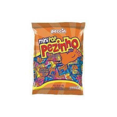 Pirulito Pezinho C/50 - Peccin