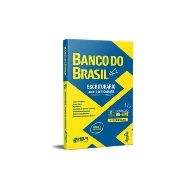 Imagem de Apostila Banco do Brasil 2021 - Escriturário - Tecnologia