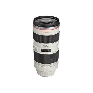 Objetiva Canon 70-200mm F2.8l Usm