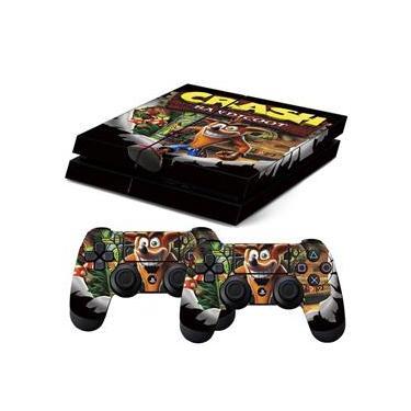 Skin PS4 Fat Crash Bandicoot