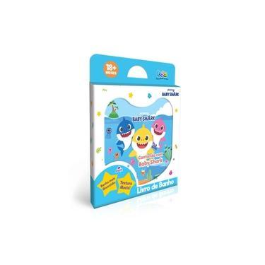 Imagem de Livro De Banho - Baby Shark 002676 - Toyster