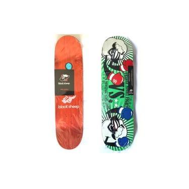 Shape Skate Black Sheep Green 8.0