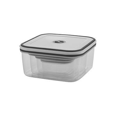 Imagem de Conjunto de Potes Herméticos para Cozinha com Tampa 4 Peças  - Electrolux
