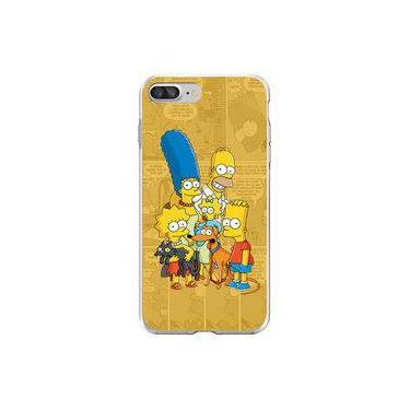 Capa para iPhone 8 Plus - Mycase | História em Quadrinhos | Simpsons