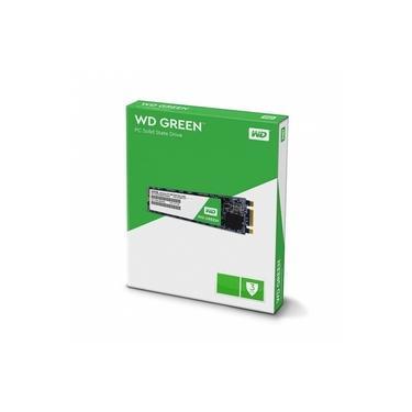 SSD WD Green M.2 2280 480GB SATA III 545 Mb/s WDS480G2G0B