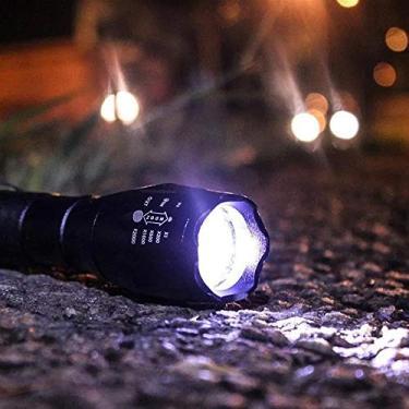 Lanterna Tática Militar com Sinalizador Obatática Obabox