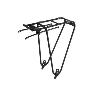 Bagageiro Para Bicicleta Giant Rack-it Tour 26 Aluminio Preto - Preto