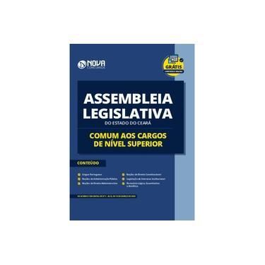 Imagem de Apostila Assembleia Legislativa CE Nível Superior