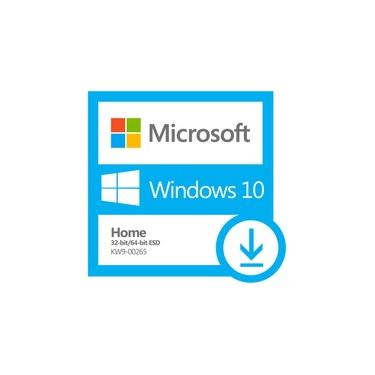 Microsoft Windows 10 Home 32/64 Bits ESD KW9-00265 - Digital para Download