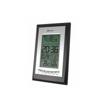 bfff892bf89 Despertador Digital Herweg 2970 070 Termometro Calendario