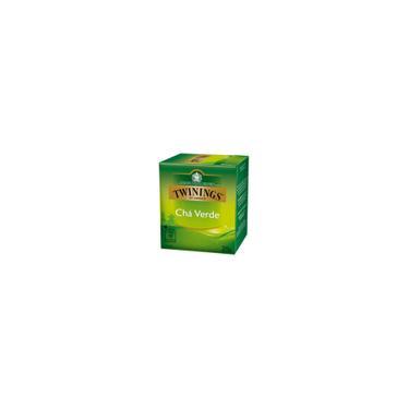 Twinings Of London Sabor Chá Verde 20G - 10 Saquinhos