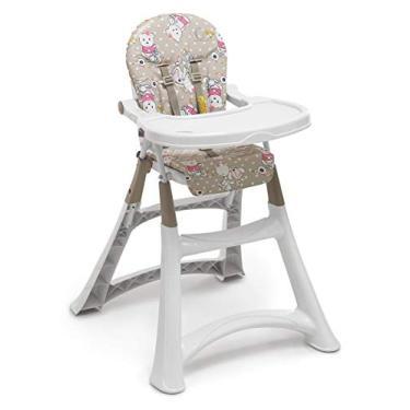 Cadeira De Bebê Para Refeição Alimentação Galzerano Ursinha 5070UR