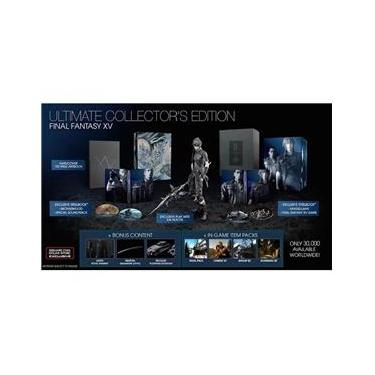 Final Fantasy XV Ultimate Collectors Edition - Ps4