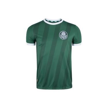 Camiseta do Palmeiras Diagonal - Masculina