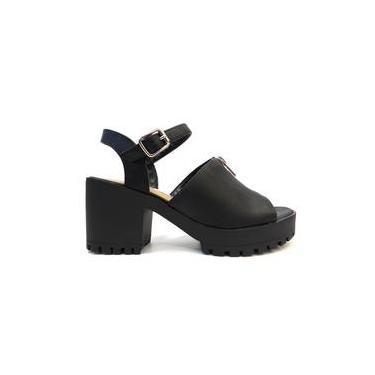 7fcf81890 Sandália Via Marte Shoptime | Moda e Acessórios | Comparar preço de ...