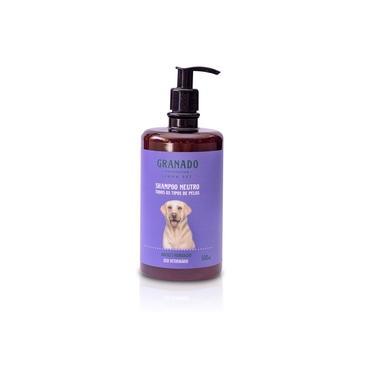 Granado Shampoo Neutro - Todos os tipos de pelos - 500ml