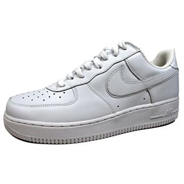 Imagem de Nike Women's Air Force 1 '03 White/White 307109-116 Shoe 12 M US
