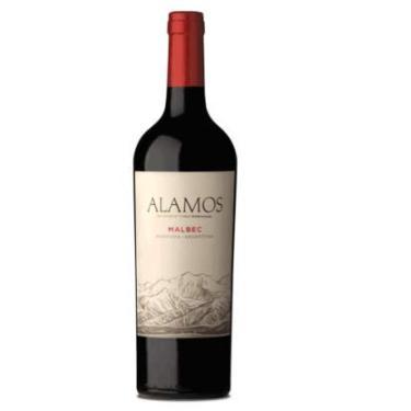 Alamos Malbec 2018 - Tinto - 750ml