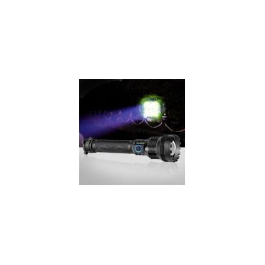 Imagem de Xanes XHP70 2000LM Lanterna LED Brilhante USB Recarregável Tático Zoom 3 Modos Tocha Luz Lâmpada de Trabalho de Emergência Lanterna Tocha