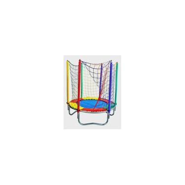 Imagem de Cama Elástica Pula Pula Trampolim Nacional 1,40m Premium Infantil Playground - Rotoplay Brinquedos