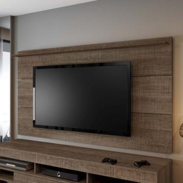 Painel para TV 42 Polegadas Slim Canela 180 cm