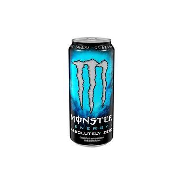 Energético Monster Energy Absolutely Zero 473ml