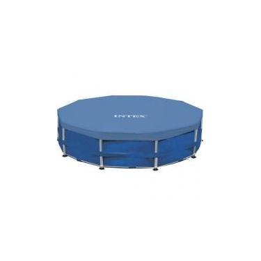 Capa De Proteção 366 Cm Piscina Estrutural E Inflável Intex -