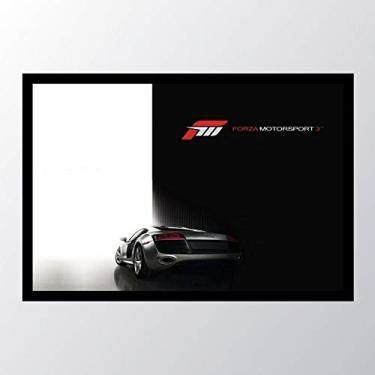 Quadro com moldura Forza Motorsport_002