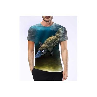 Camisa Camiseta Ornitorrinco Castor Pato Mamífero Veneno 1