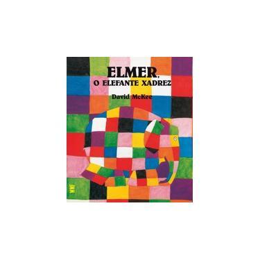 Elmer - O Elefante Xadrez - Mckee, David - 9788578271374
