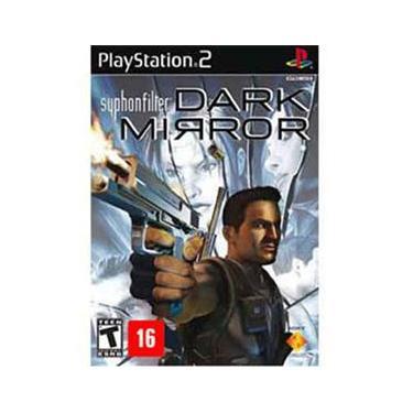 Jogo Syphon Filter Dark Mirror - PS2