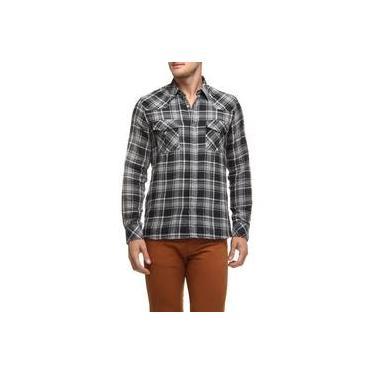 32b39ade51 Camisa Xadrez Zapalla Western