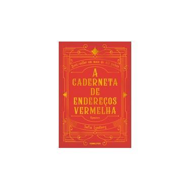 Livro - A caderneta de endereços vermelha