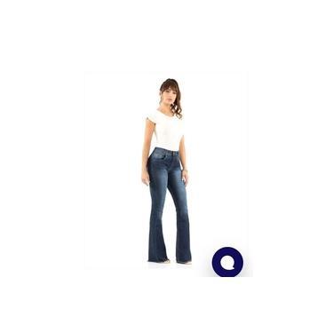 Calça Biotipo Jeans Feminina Flare