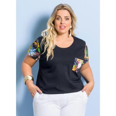 a2d6c80c3 Camisa, Camiseta e Blusa Floral | Moda e Acessórios | Comparar preço ...