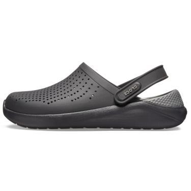 Sandália Crocs Literide Clog Preto  unissex